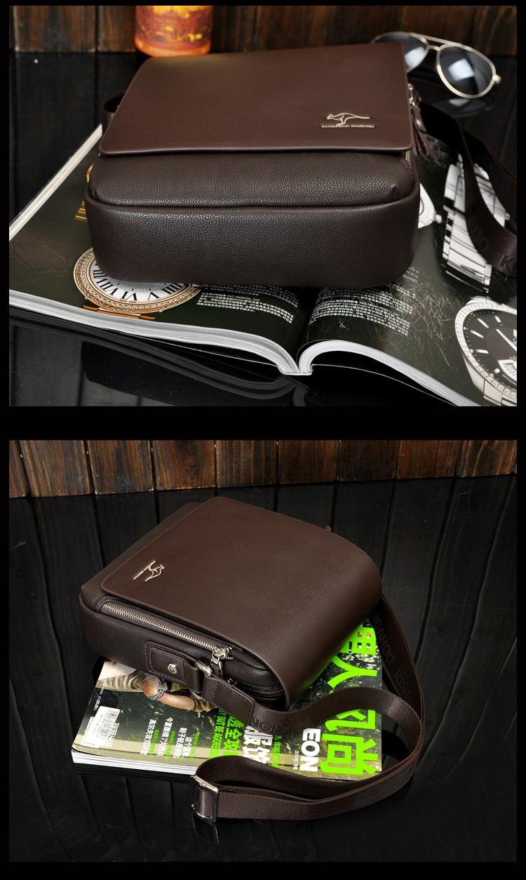 Túi đeo chéo đựng iPad Kangaruu cao cấp